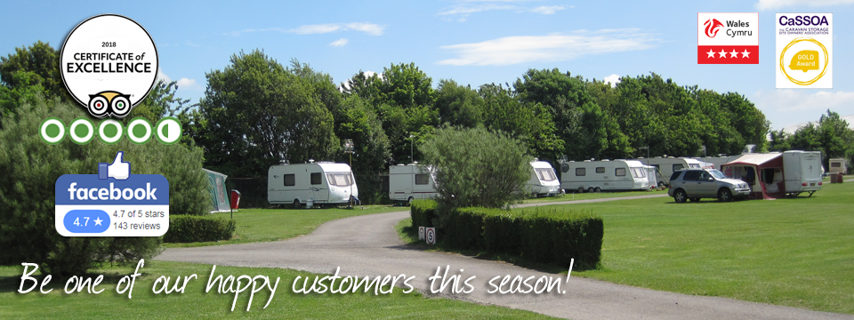 The friendliest Touring Caravan and Camping Park in the beautiful Vale of  Glamorgan, near Cardiff, South Wales UK